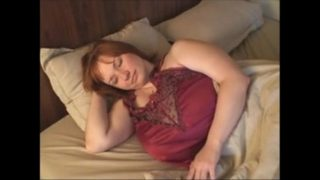 A Ginger Bbw Milf With Huge Tits