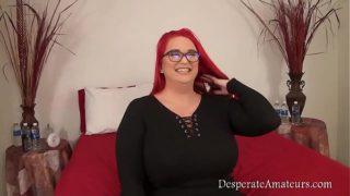 Casting Big Tits Big Beautiful Woman Gem Desperate Amateurs