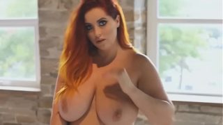Chubby Girls and Her Big Natural Boobs
