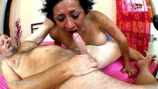 My Dirty Hobby – Spanish Milf Whore Gets Penetrated Rough