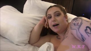 Pawg Chubby Ruby Larose First Time Being Exposed