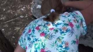 Real Fuck Blonde Mature Mom Outdoor Big Beautiful Woman Ass Internet Doggy Panties Pov Cum Outside