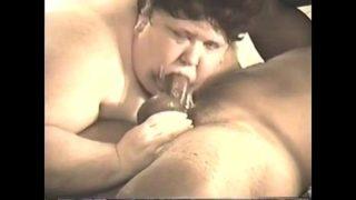 Ugly Mature Ssbbw Eat a Bbc