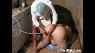 Insane Doctor Screws Her Tiny Dirty