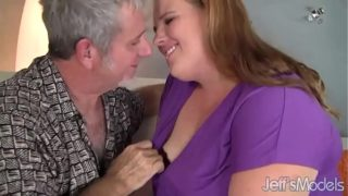 BBW Ass Scarlett Gets Fucked and Cum in Mouth