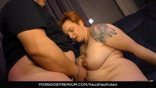 Hasfrau Ficken – Cum in Mouth for Kinky Mature German Newbie