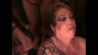Porndevil13… Cum Covered Whores Vol.4 Uk Rona