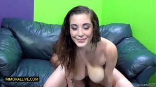 Cumming Fun- Noelle Easton Big Teen Boobs Volcanic Orgasm!